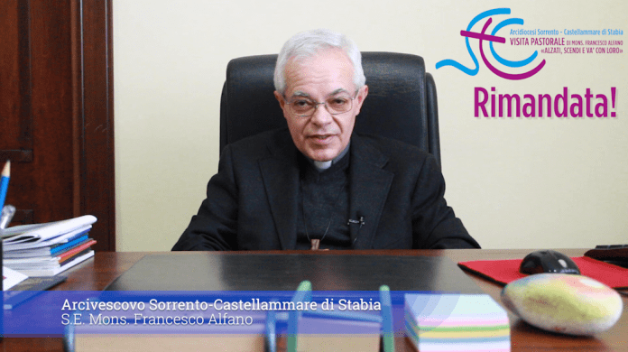 arcivescovo francesco alfano