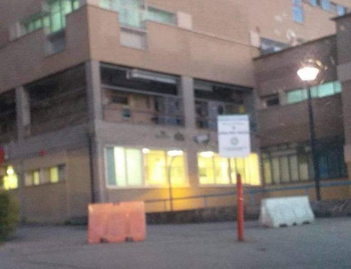 ospedale maresca chiuso