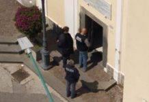 polizia furto chiesa di santa maria la bruna