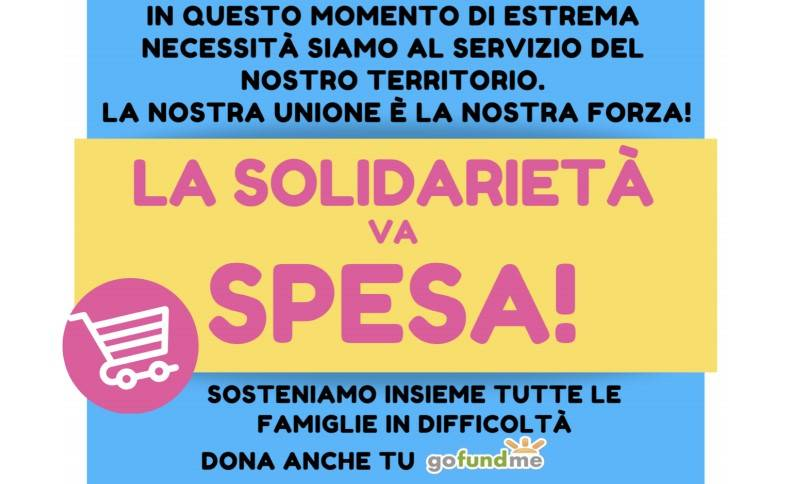 spesa solidale