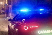 carabinieri arrestato