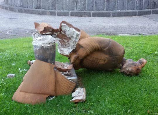 statua ercolano