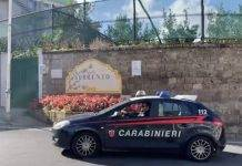 carabinieri sorrento