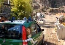 carabinieri vesuviana lavori