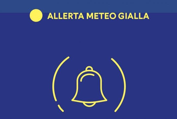 campania allerta meteo