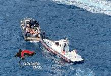 carabinieri capri barca