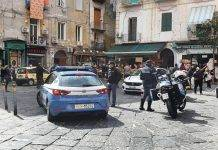 napoli polizia