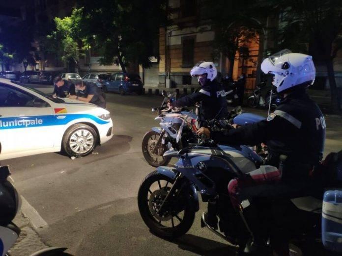 Secondigliano polizia domiciliari
