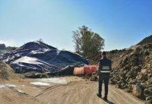 gestione illecita di rifiuti