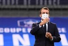 Macron Francia