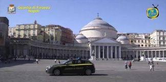 Napoli ristorante bancarotta