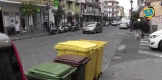 Rifiuti Torre del Greco polemiche
