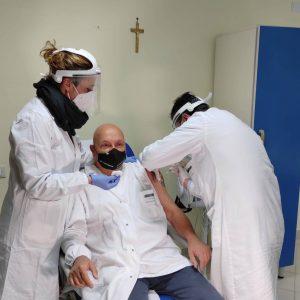 Covid Boscoreale campagna vaccinale