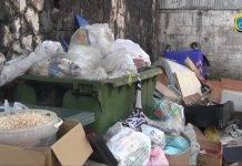 torre del greco rifiuti sciopero