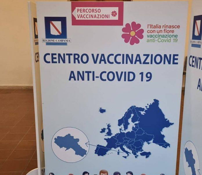 Centro Vaccini SS Trinità