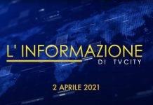 Tg Tvcity informazione